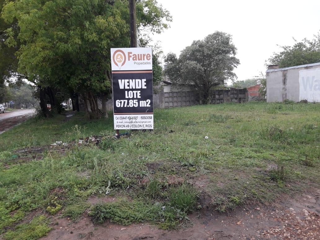 Importante lote en esquina de Boulevard González y Noailles.