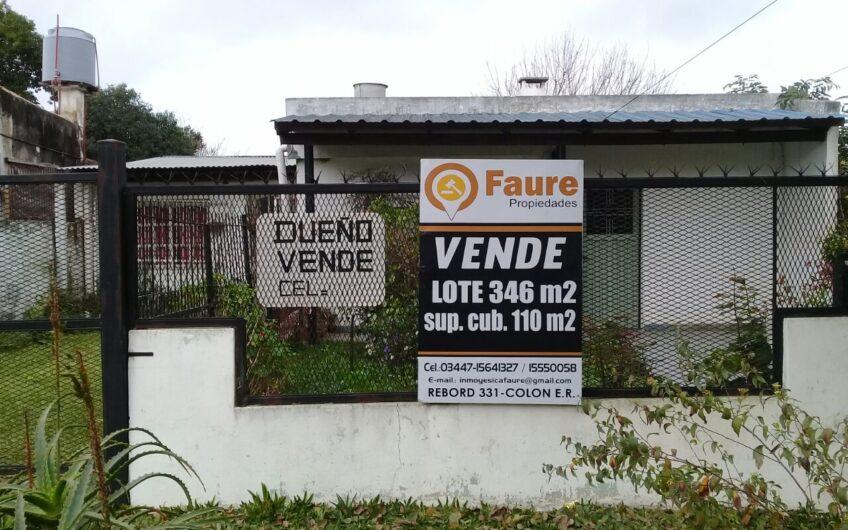 Venta de Casa + Depto.